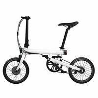 Электровелосипед Xiaomi MiJia QiCycle Folding Electric Bike White
