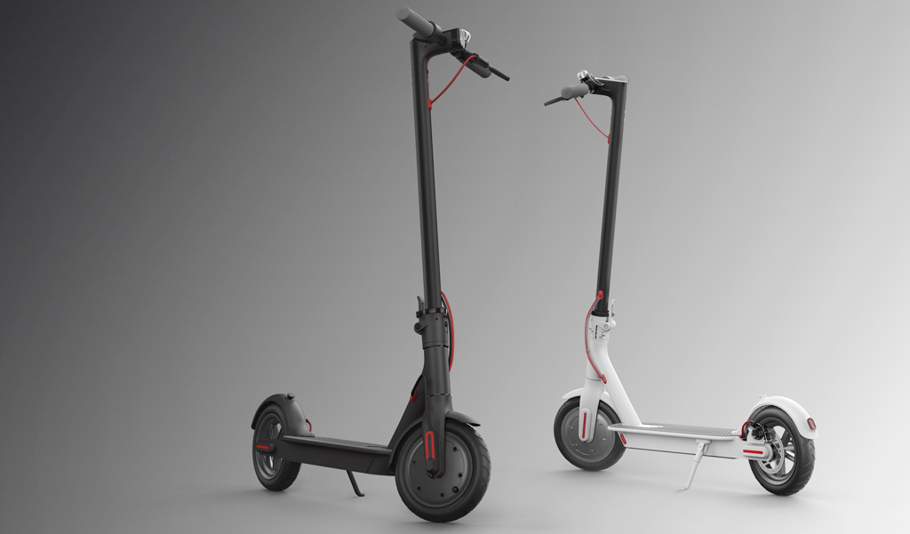 Электросамокат Xiaomi MiJia Smart Electric Scooter